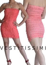 dettagli su vestito donna vestitino mini abito corto elegante
