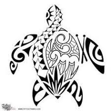 Polynesian Art Designs Turtle Tattoos Polynesian And Hawaiian Tribal Turtle Designs