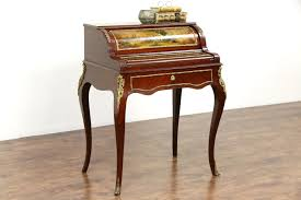 Antique Spinet Desk Sold French Antique 1920 Secretary Writing Desk Hand Painted