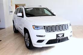 used jeep grand cherokee 2017 jeep grand cherokee summit stock p922855 for sale near