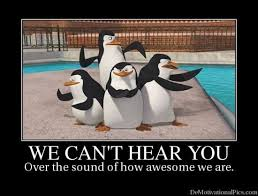 love the penguins of madagascar skipper kowalski rico and