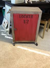 Locker Nightstands Metal Locker Nightstand Sanblasferry