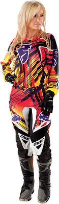 womens motocross gear packages thor women s 2013 gear dirt bike gear thor mx