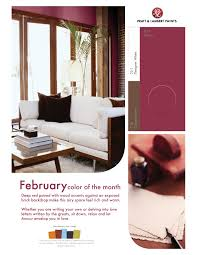 hello amour the pratt u0026 lambert color of the month