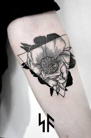 Surf Flower Tattoo Designs Best 25 Line Work Tattoo Ideas On Pinterest Shoulder Tattoo