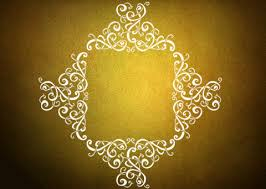 gold wallpaper sles beautiful gold engraved decorations photoshop tutorial psddude