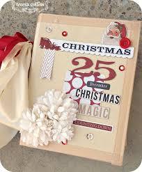 cherinspirations countdown to christmas album using santa u0027s list