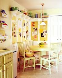 27 lifehacks for your tiny kitchen line the area right underneath the ceiling with shelves 27