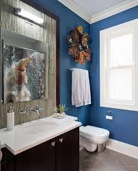 Shower Curtains For Blue Bathroom Bathroom Blue Bathroom With Bathroom Floor Tile And Blue