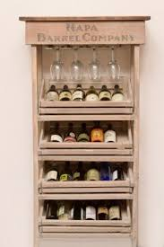 wine rack sideboard foter