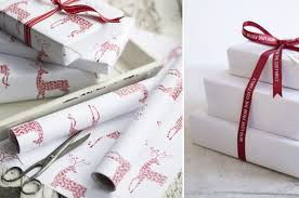 designer christmas wrapping paper christmas gift wrapping at home with vallee