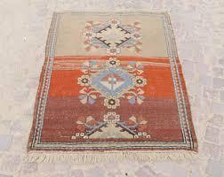 Ottoman Rug Turkish Rug Ottoman Etsy