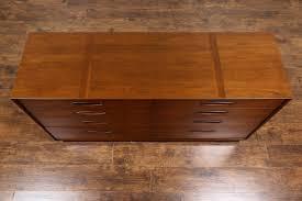Vintage Henredon Bedroom Furniture Teak Midcentury Modern 1960 Vintage Dresser Or Chest Signed