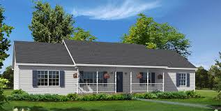 ranch style homes mill brook ranch style modular homes