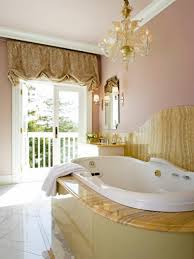 gold bathrooms gold bathroom with oval bathtub under crystal chandelier and