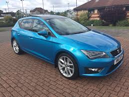 used seat leon tdi fr technology dsg cowgate motor company