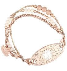 bracelet womens images Women 39 s medical id alert bracelets lauren 39 s hope jpg