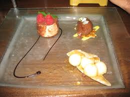 cuisine us dessert cost us 12 euros each picture of nobu milan