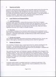 Resume For One Job by Resolution Of The City Council Approving An Agreement With Gilton