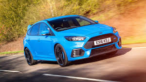 review first uk drive of the ford focus rs top gear