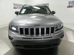 jeep compass sport 2009 used jeep for sale in pryor ok roberts auto group