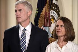 senators wife louise gorsuch neil gorsuch s wife 5 fast facts you need to know