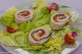 recette cuisine été roulés de dinde aux légumes d été kilometre 0 fr
