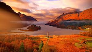 Beautiful Mountain Houses Lakeshore Tag Wallpapers Dawning Beautiful Early Clouds Mountains