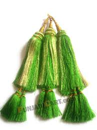 paranda hair accessory punjabicart products parande parrot green paranda