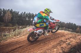 new motocross gear new sponsorship deal