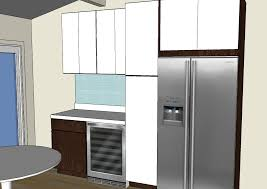 space between top of refrigerator and cabinet pantry cabinet refrigerator childcarepartnerships org