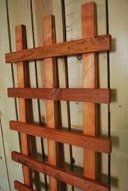 spec tre ladder trellis u2014 the redwood store