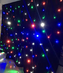 star curtain led light drapery led star curtain for sale pipe and