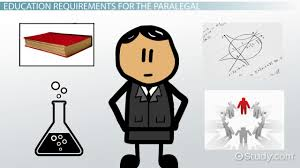 paralegal education requirements and career info