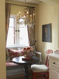swanky red accent for interior decorating ideas with small motif
