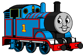 thomas tank engine clipart rail engine pencil color