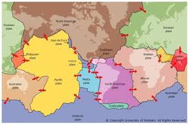 Where Is New Zealand On The Map Plate Tectonics U2014 Science Learning Hub