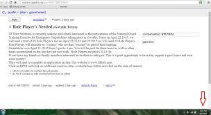 Flag Craigslist Post Austin Craigslist Solicits Crisis Actors For Emergency Training