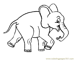 elephant coloring 10 coloring free elephant coloring