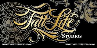 tatt life studios las vegas tattoo shop tattoos clothing and art