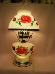 furniture white hurricane lantern country style lamps