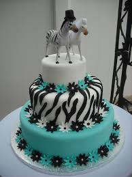 zebra wedding cake pinterest fondant wedding cake fondant cake