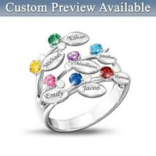 mothers ring with names customize mothers ring 10 best jewelry images on