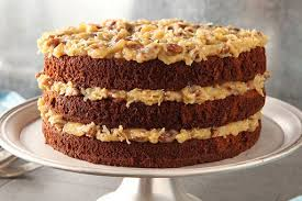 10 best german chocolate cake frosting without coconut recipes