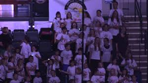young voices pop medley sheffield motorpoint arena 20th january