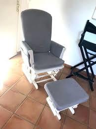 chaise bascule allaitement fauteuil a bascule allaitement chaise a detente guadelpe with