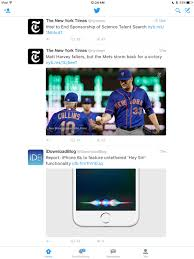 twitter for ipad gets an auto layout inspired responsive design
