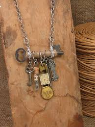 vintage key necklace images Miracle vintage key necklace best necklace jpg