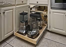 Corner Kitchen Cabinet Organization Ideas Kitchen Corner Cabinet Storage Ideas For A Uotsh