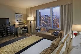 chambres york chambre avec vue sur les gratte ciel hôtel mandarin